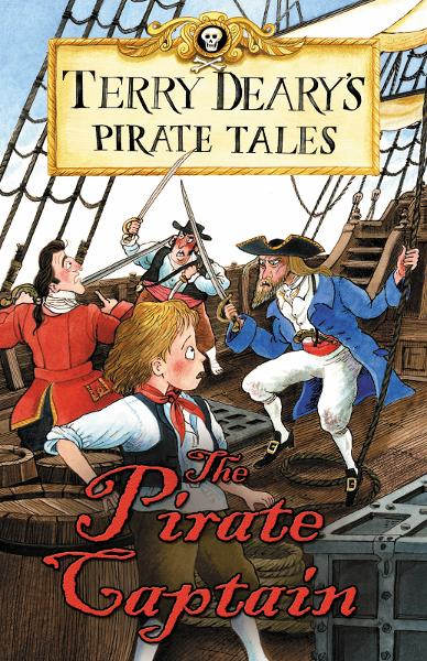 The Pirate Captain By: Helen Flook,Terry Deary