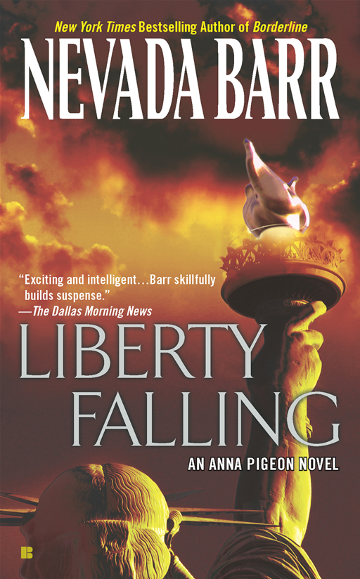 Liberty Falling By: Nevada Barr