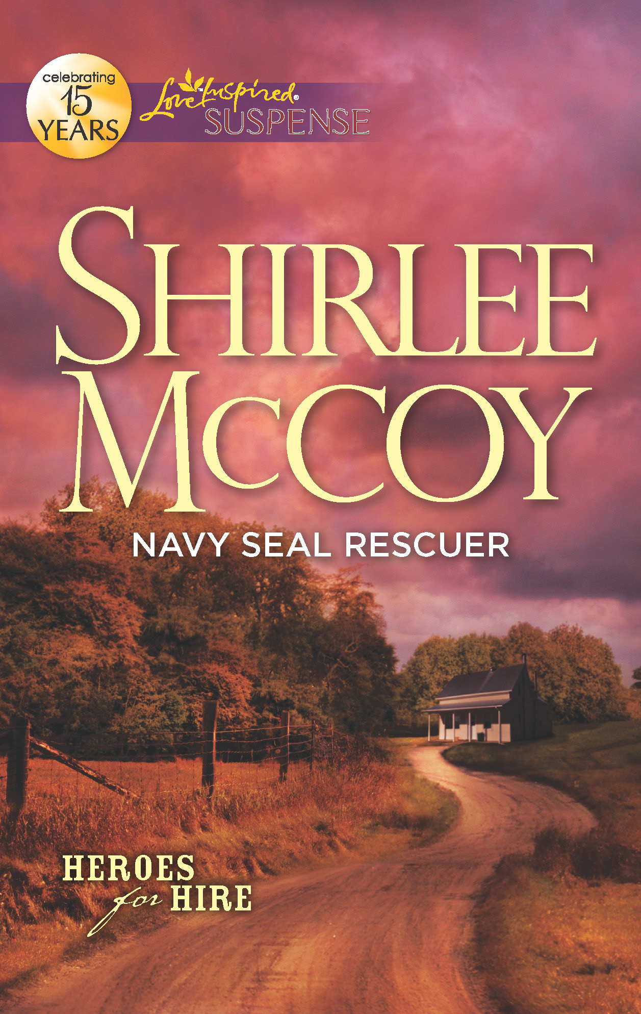 Navy SEAL Rescuer By: Shirlee McCoy