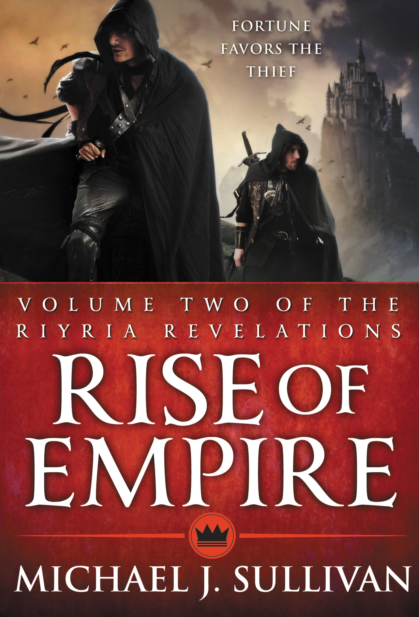 Rise of Empire By: Michael J. Sullivan
