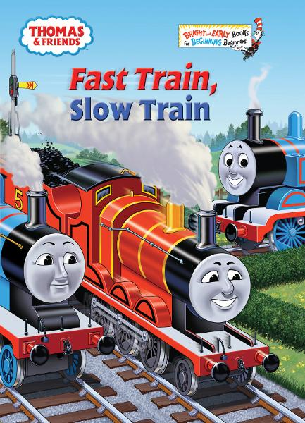 Fast Train, Slow Train (Thomas & Friends) By: Rev. W. Awdry,Tommy Stubbs