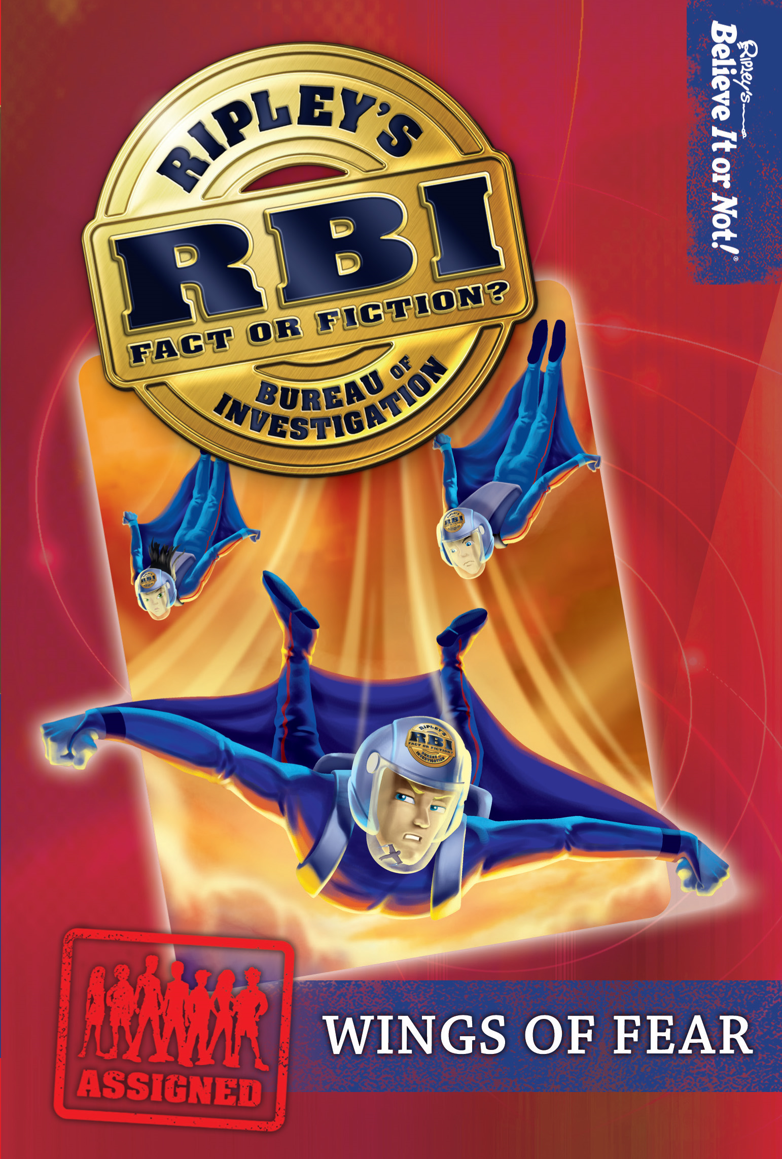 Ripley's RBI 05: Wings Of Fear By: Ripley's Believe It Or Not!