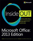 Microsoft Office Inside Out: