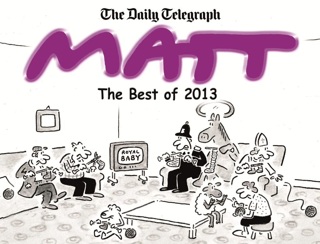 The Best of Matt 2013