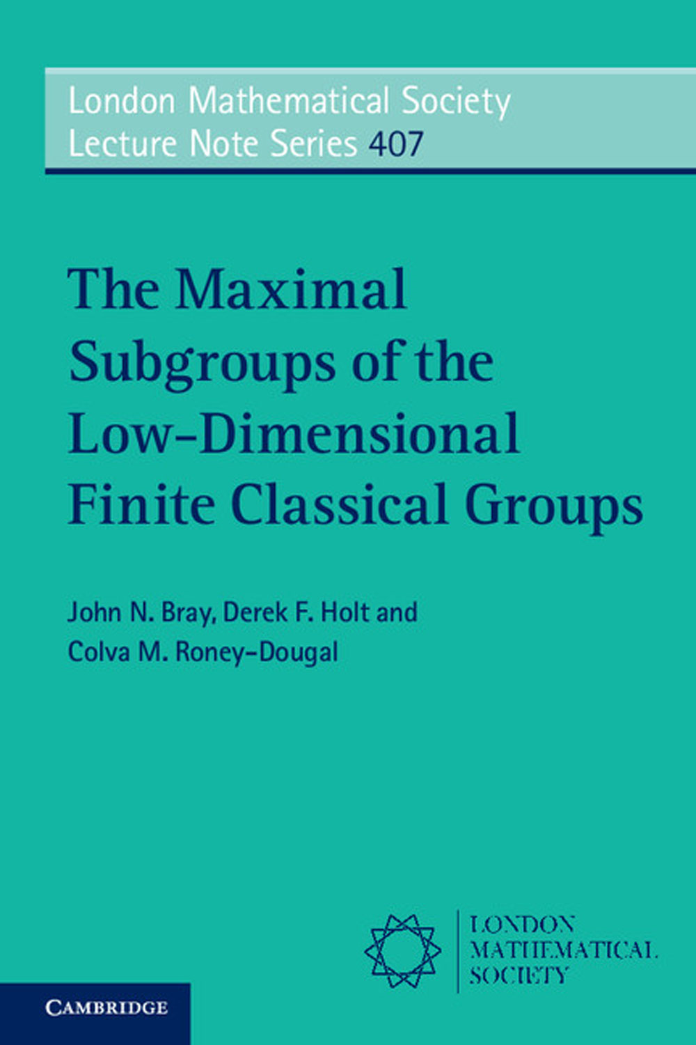The Maximal Subgroups of the Low-Dimensional Finite Classical Groups