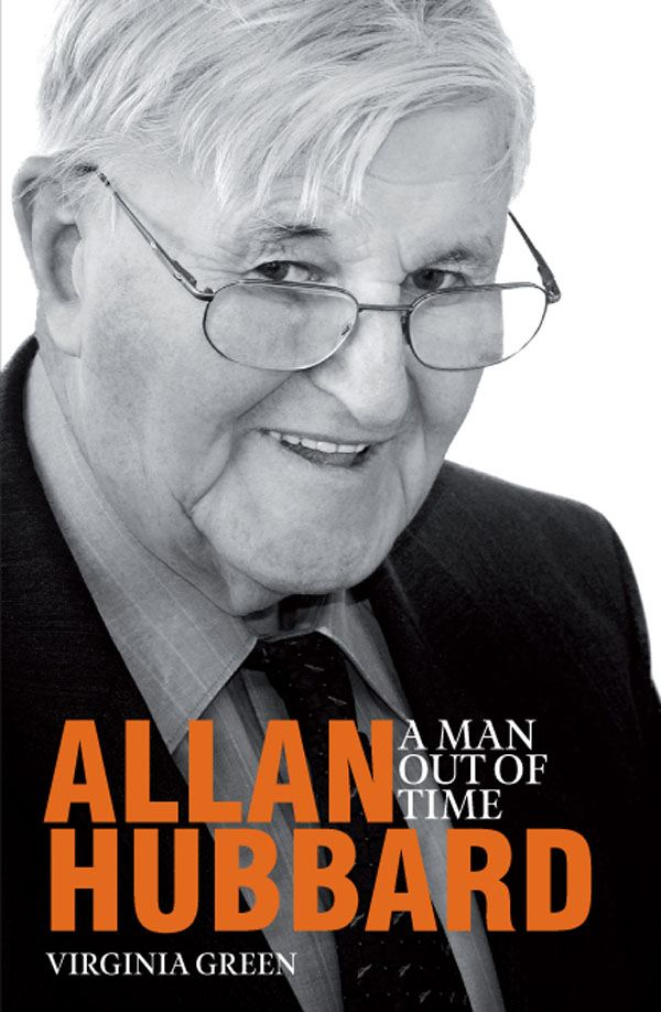 Allan Hubbard A Man Out of Time