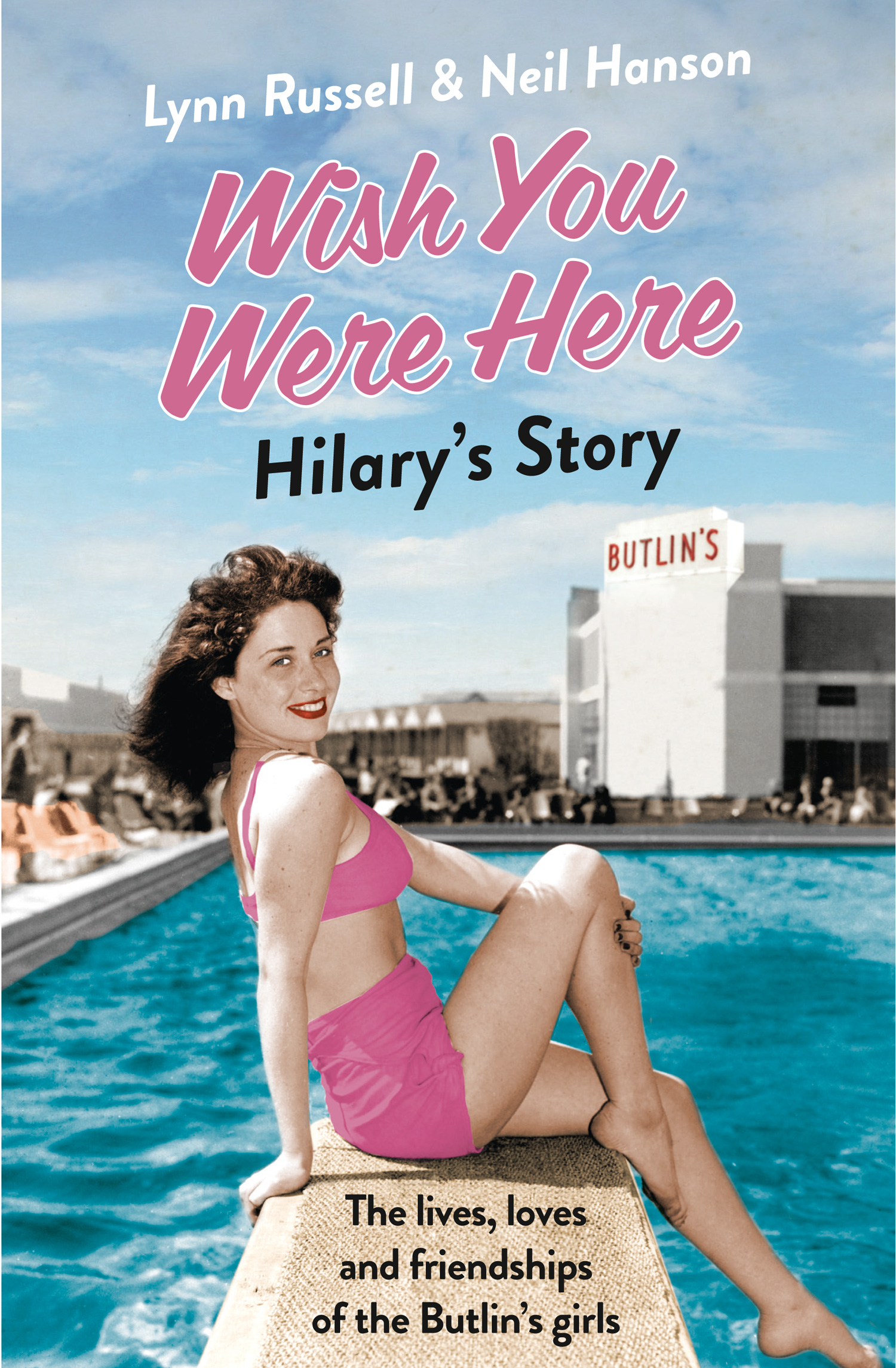 Hilary?s Story (Individual stories from WISH YOU WERE HERE!,  Book 1)