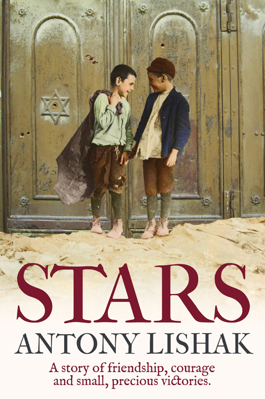 Stars A story of friendship,  courage,  and small,  precious victories