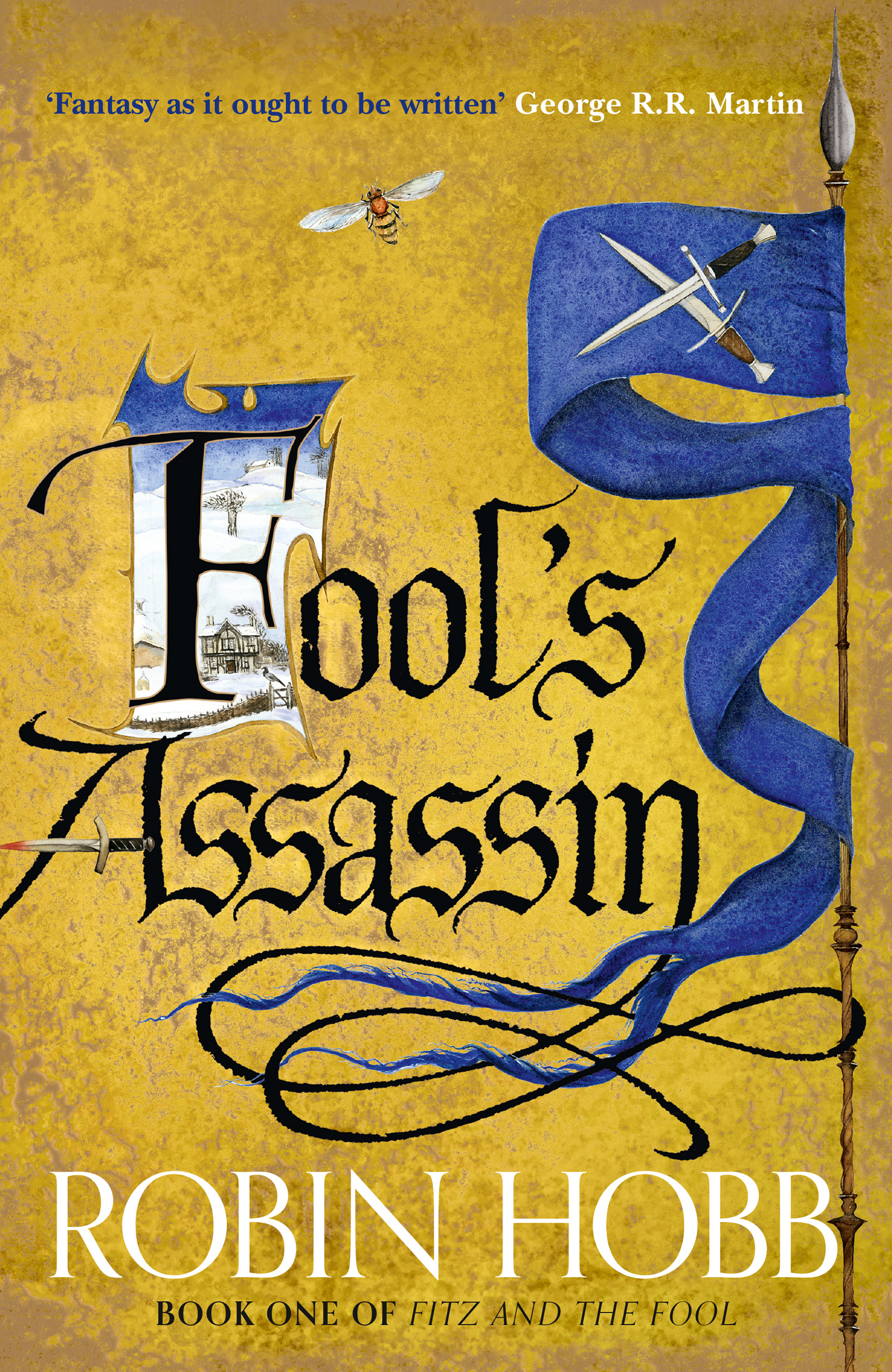Fool?s Assassin (Fitz and the Fool,  Book 1)