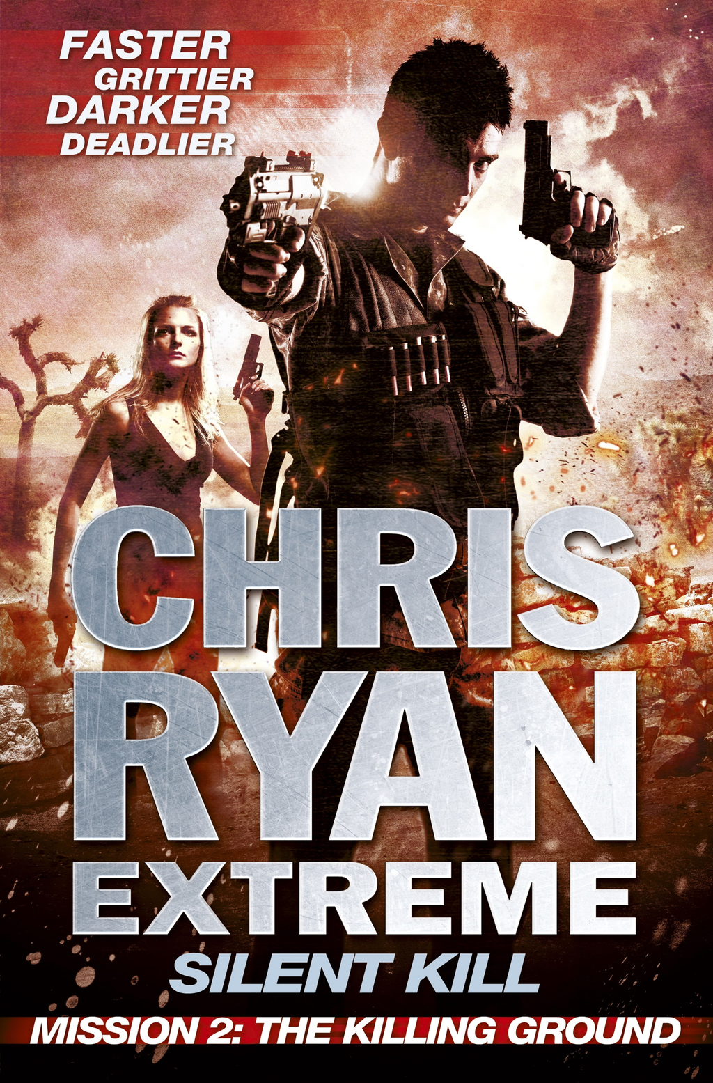 Silent Kill Mission 2 Chris Ryan Extreme Series 4