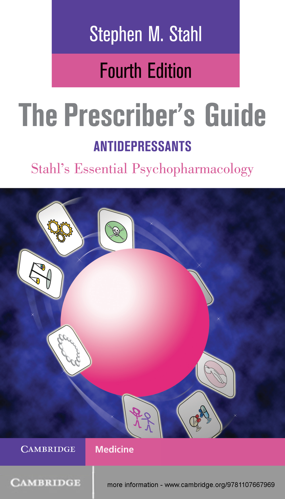 The Prescriber's Guide: Antidepressants Stahl's Essential Psychopharmacology
