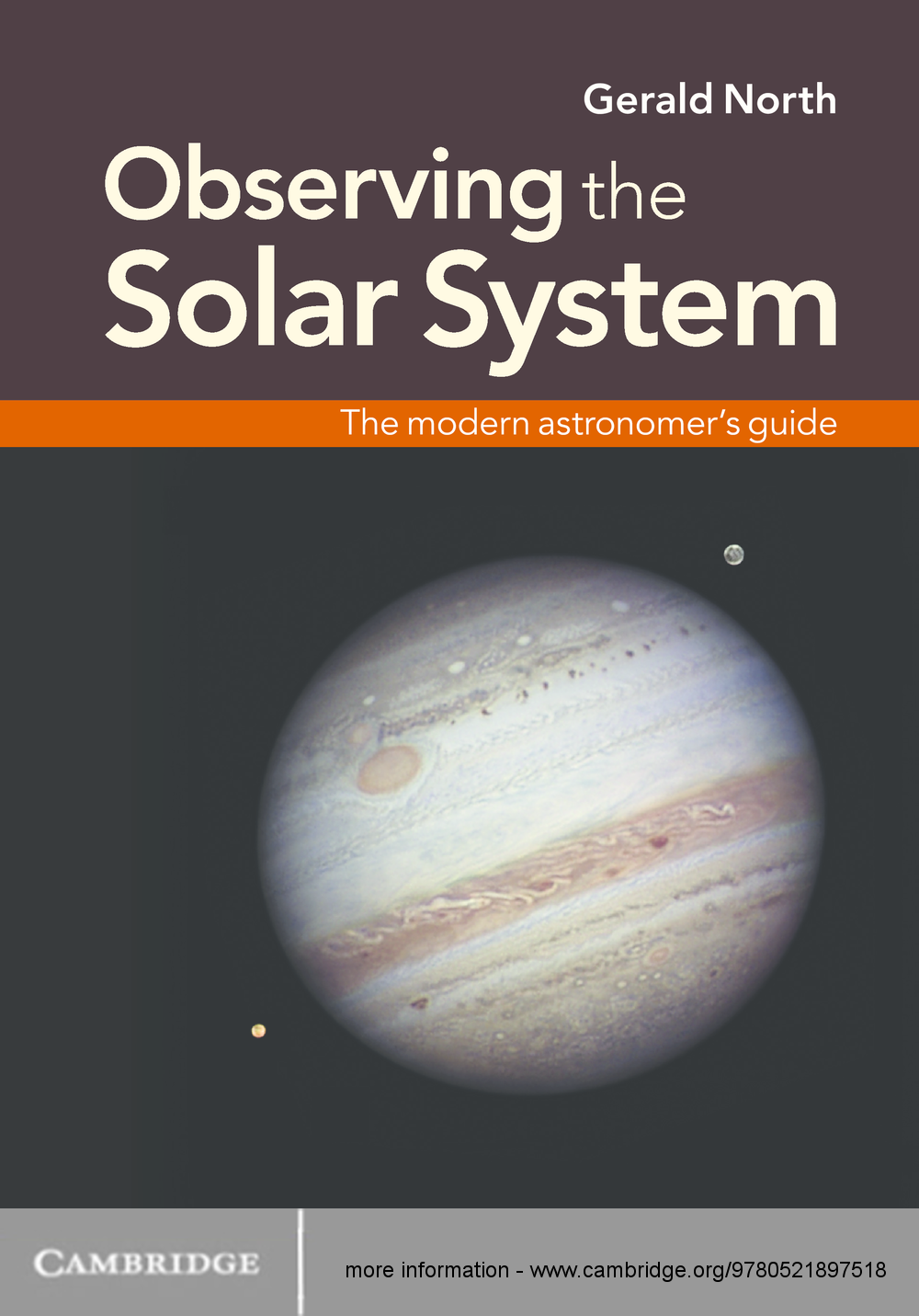 Observing the Solar System The Modern Astronomer's Guide