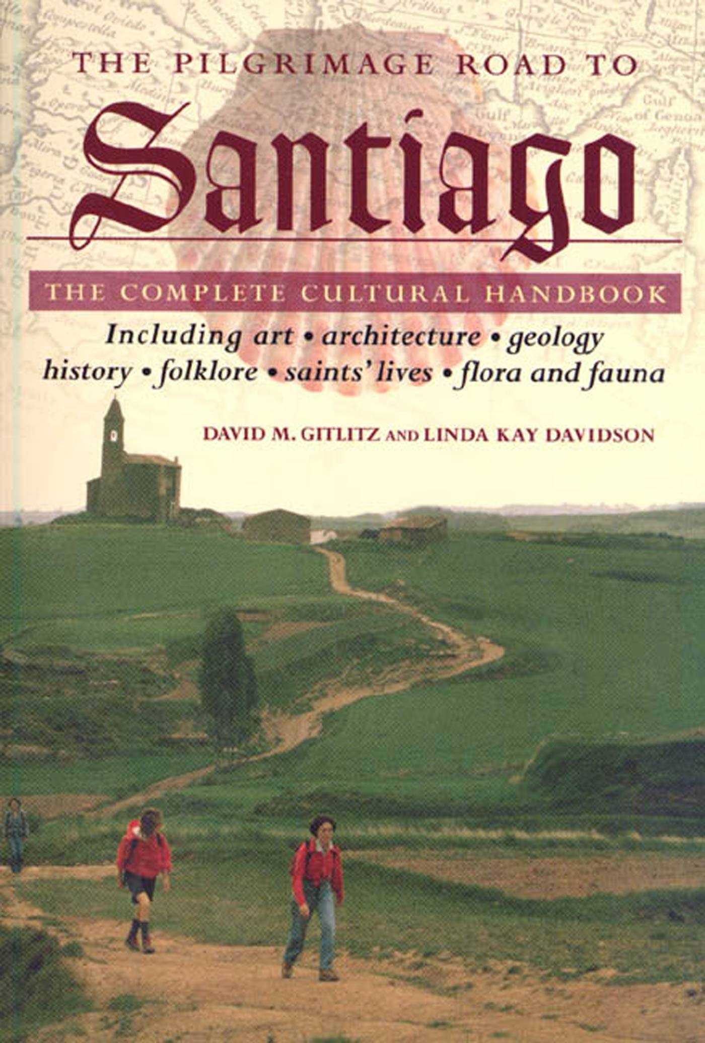 The Pilgrimage Road to Santiago