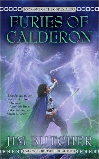 Furies of Calderon By: Jim Butcher