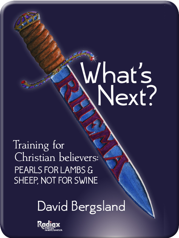 What's next? By: David Bergsland