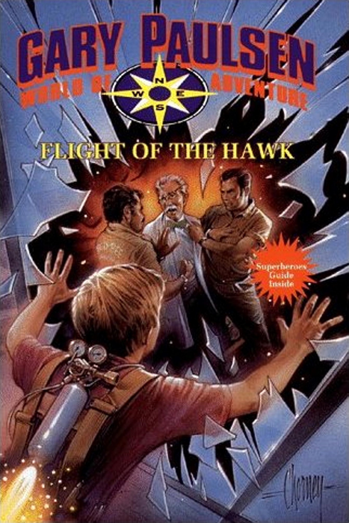 Flight of the Hawk World of Adventure Series,  Book 18