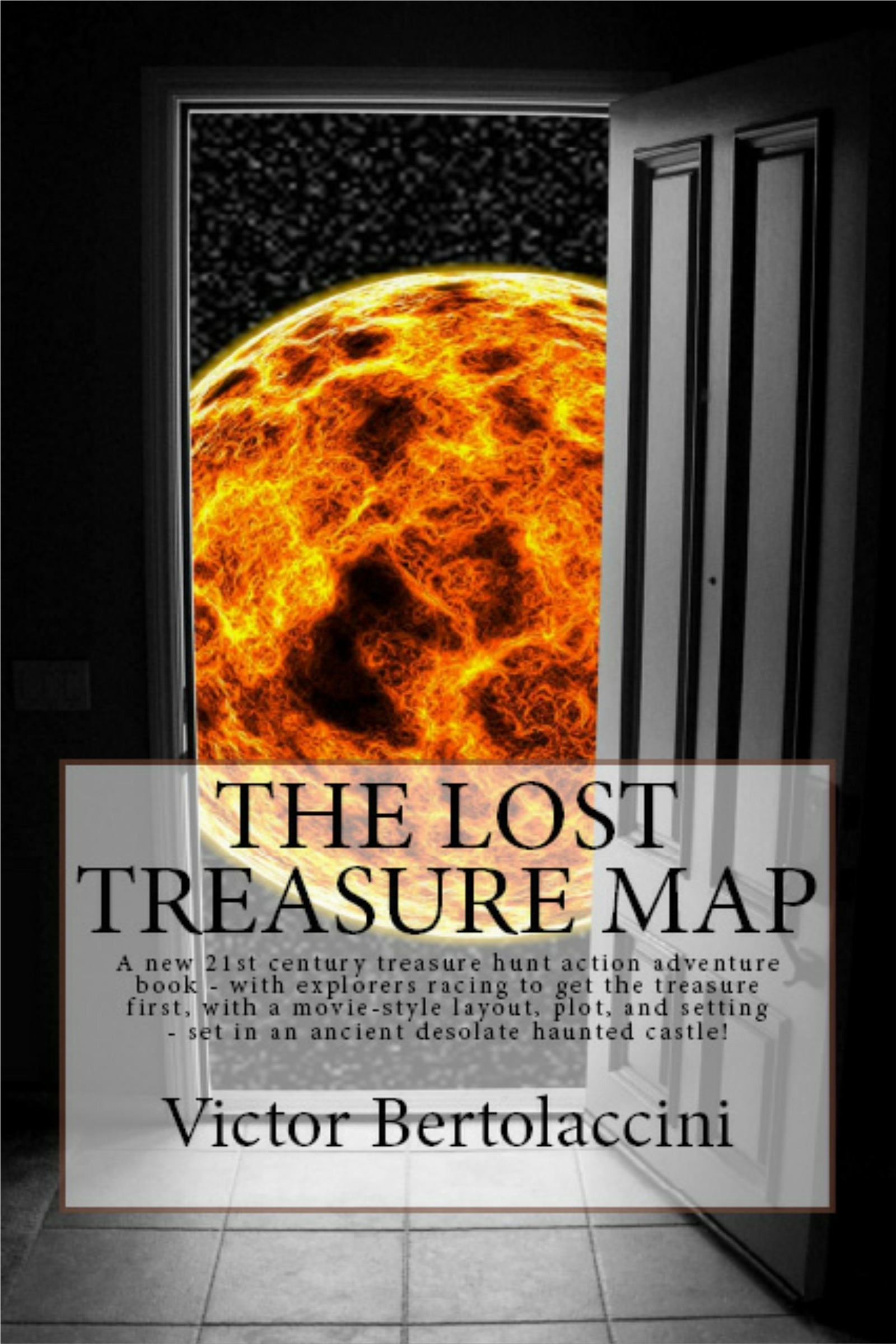 The Lost Treasure Map