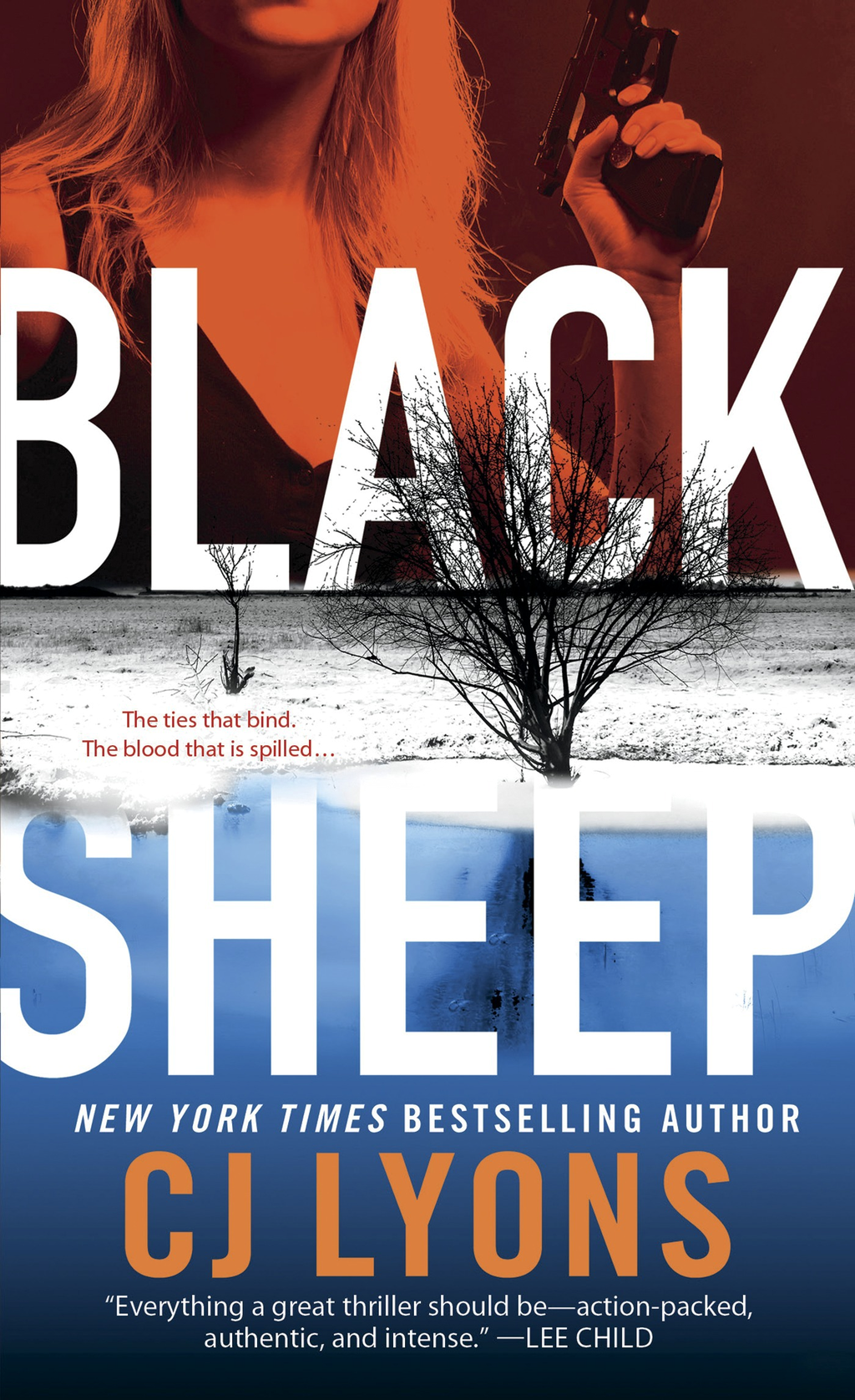 Black Sheep By: CJ Lyons