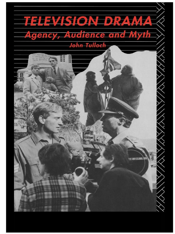 Television Drama Agency,  Audience and Myth