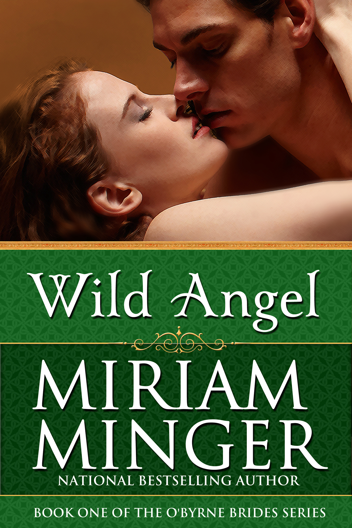 Wild Angel An Irish Medieval Romance