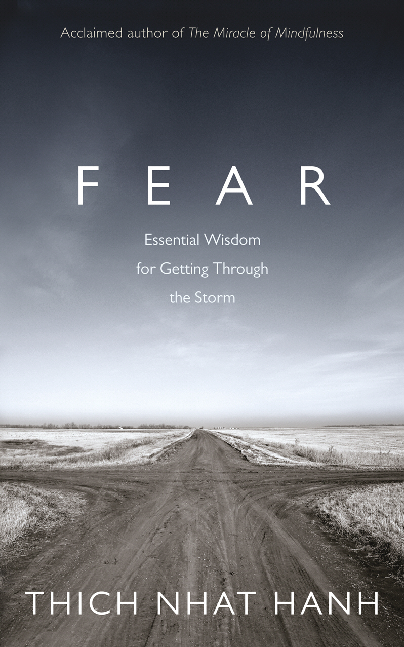 Fear Essential Wisdom for Getting Through The Storm