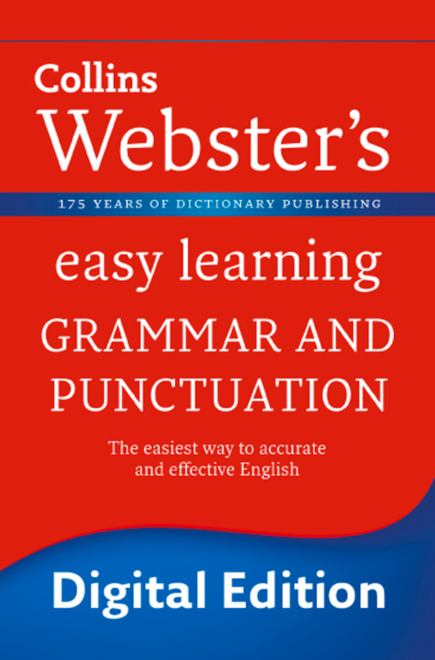 Grammar and Punctuation (Collins Webster's Easy Learning) By: Collins