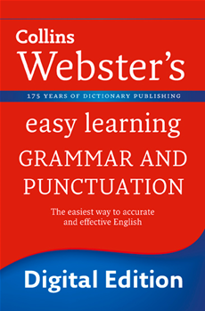 Grammar and Punctuation (Collins Webster's Easy Learning)