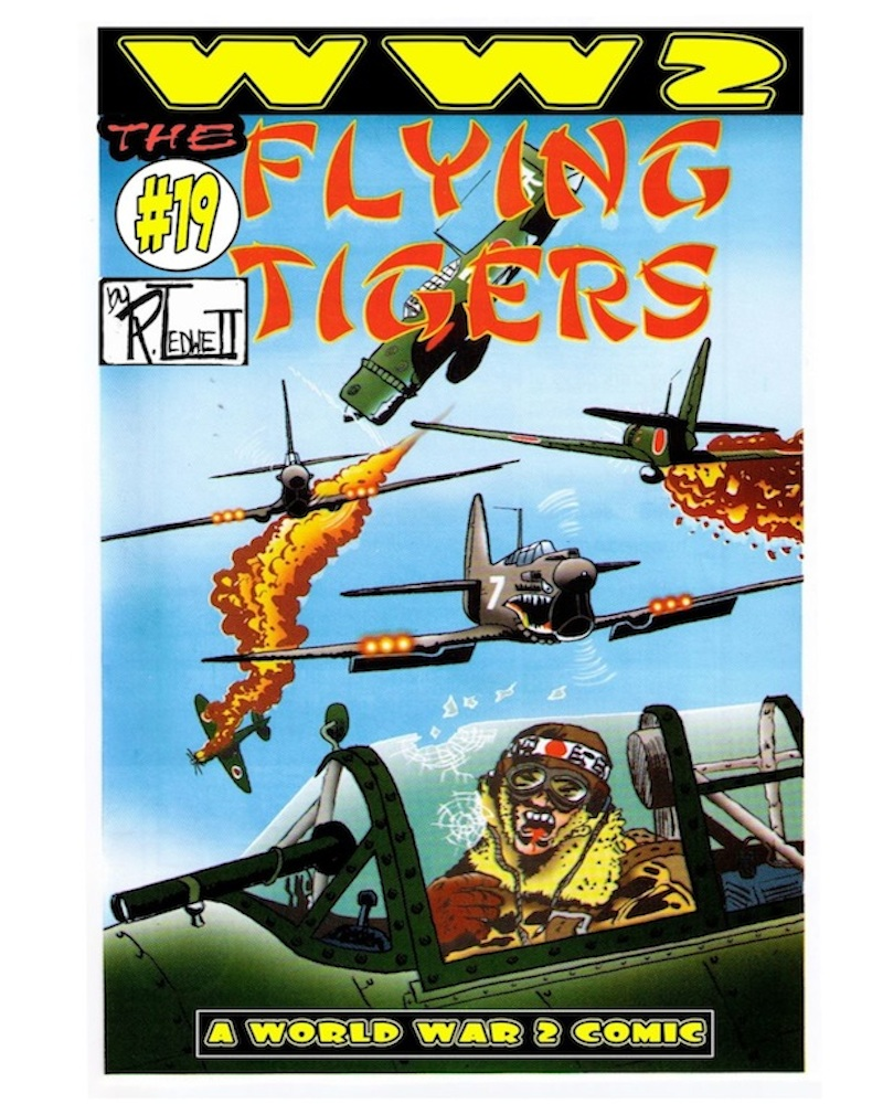 World War 2 The Flying Tigers