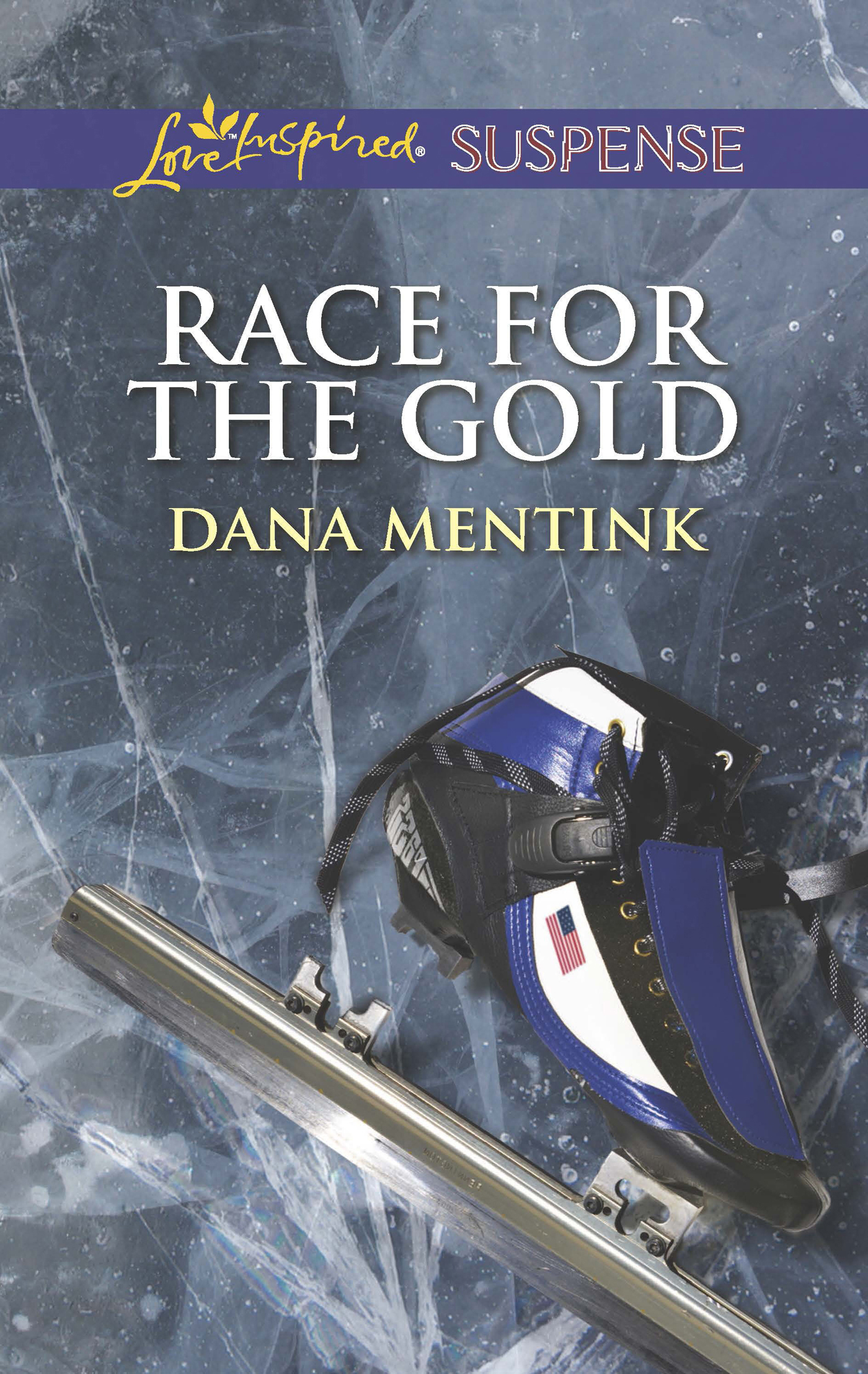 Race for the Gold (Mills & Boon Love Inspired Suspense)