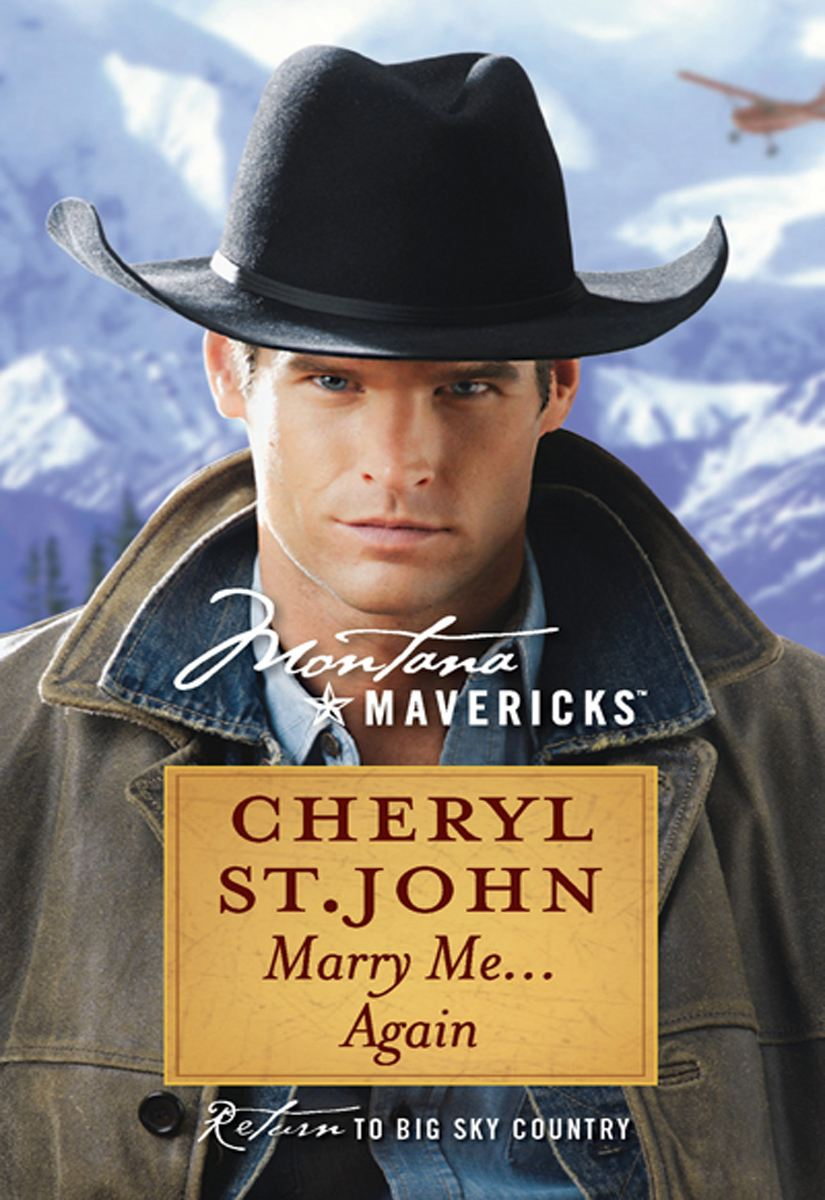 Marry Me...Again By: Cheryl St.John