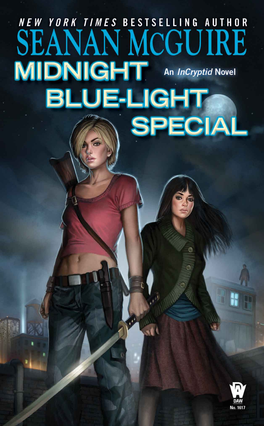 Midnight Blue-Light Special By: Seanan McGuire