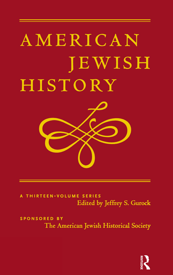 America,  American Jews,  and the Holocaust American Jewish History