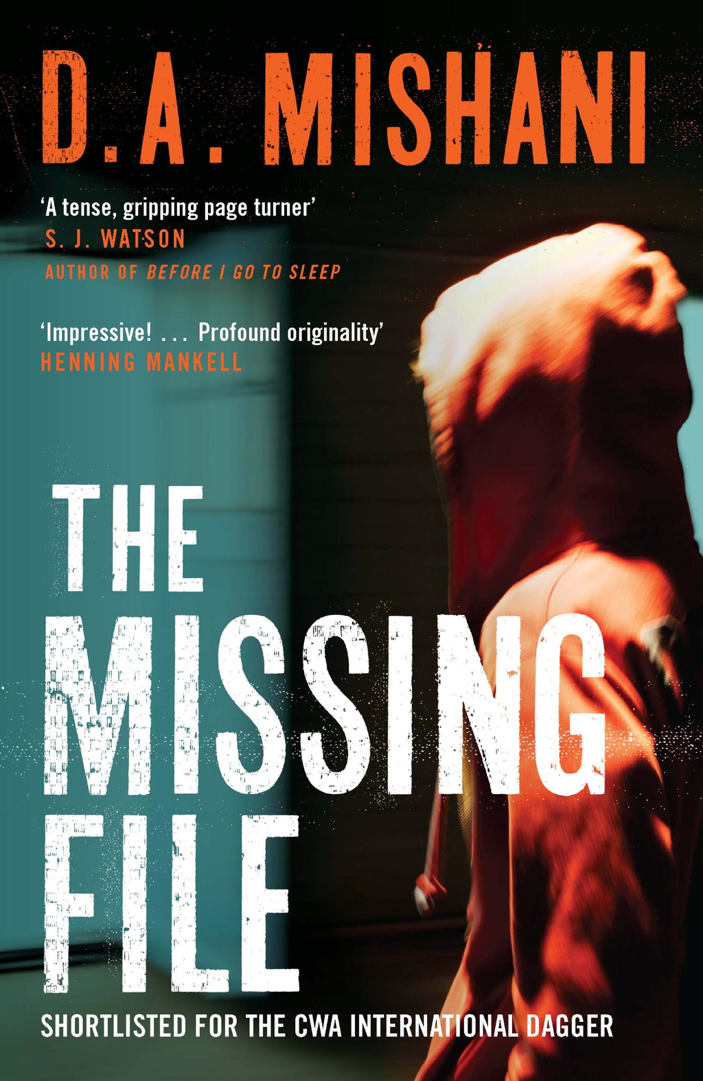 The Missing File An Inspector Avraham Avraham Novel