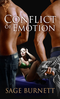 Conflict of Emotion By: Sage Burnett