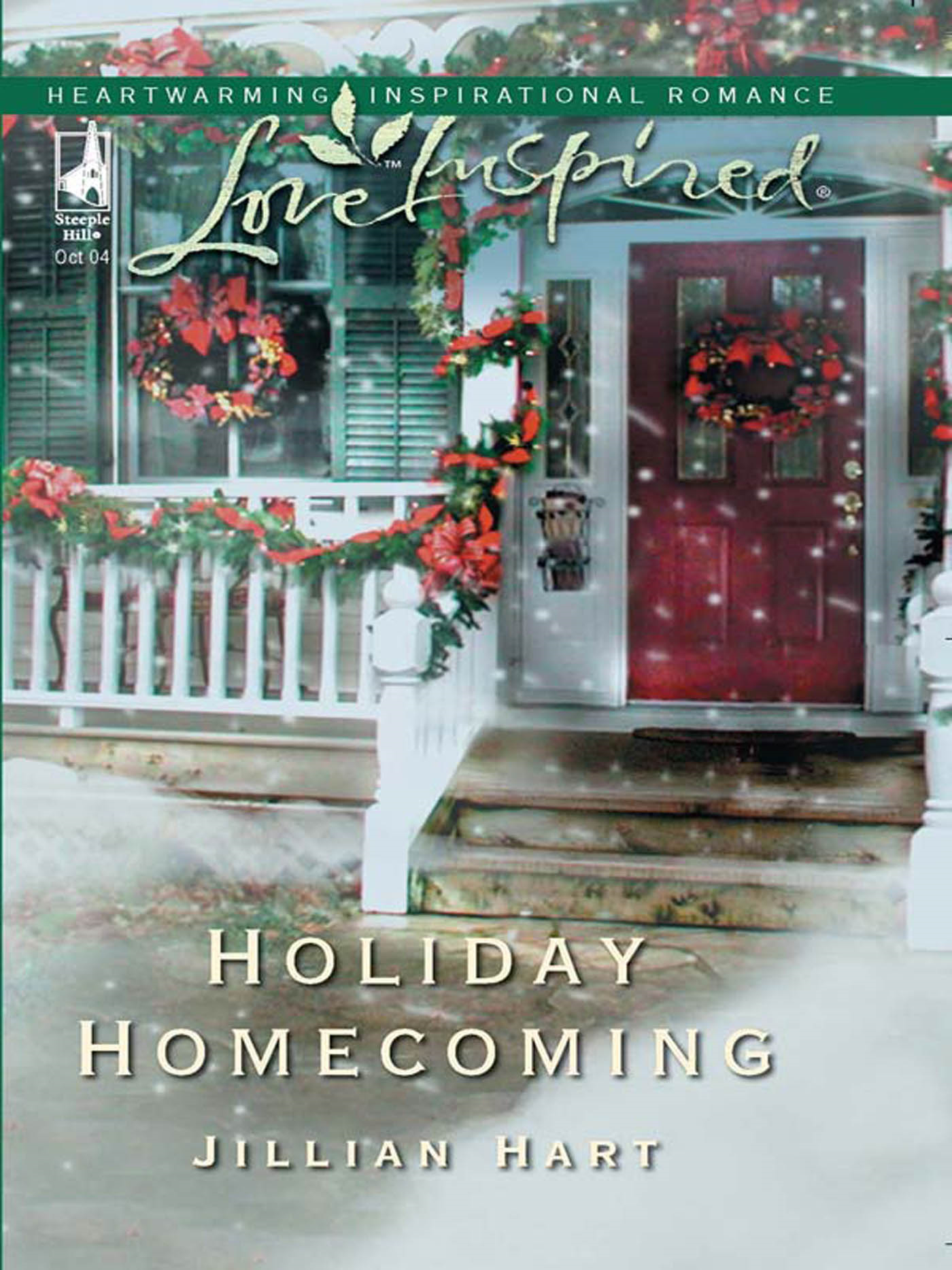 Holiday Homecoming (Mills & Boon Love Inspired)