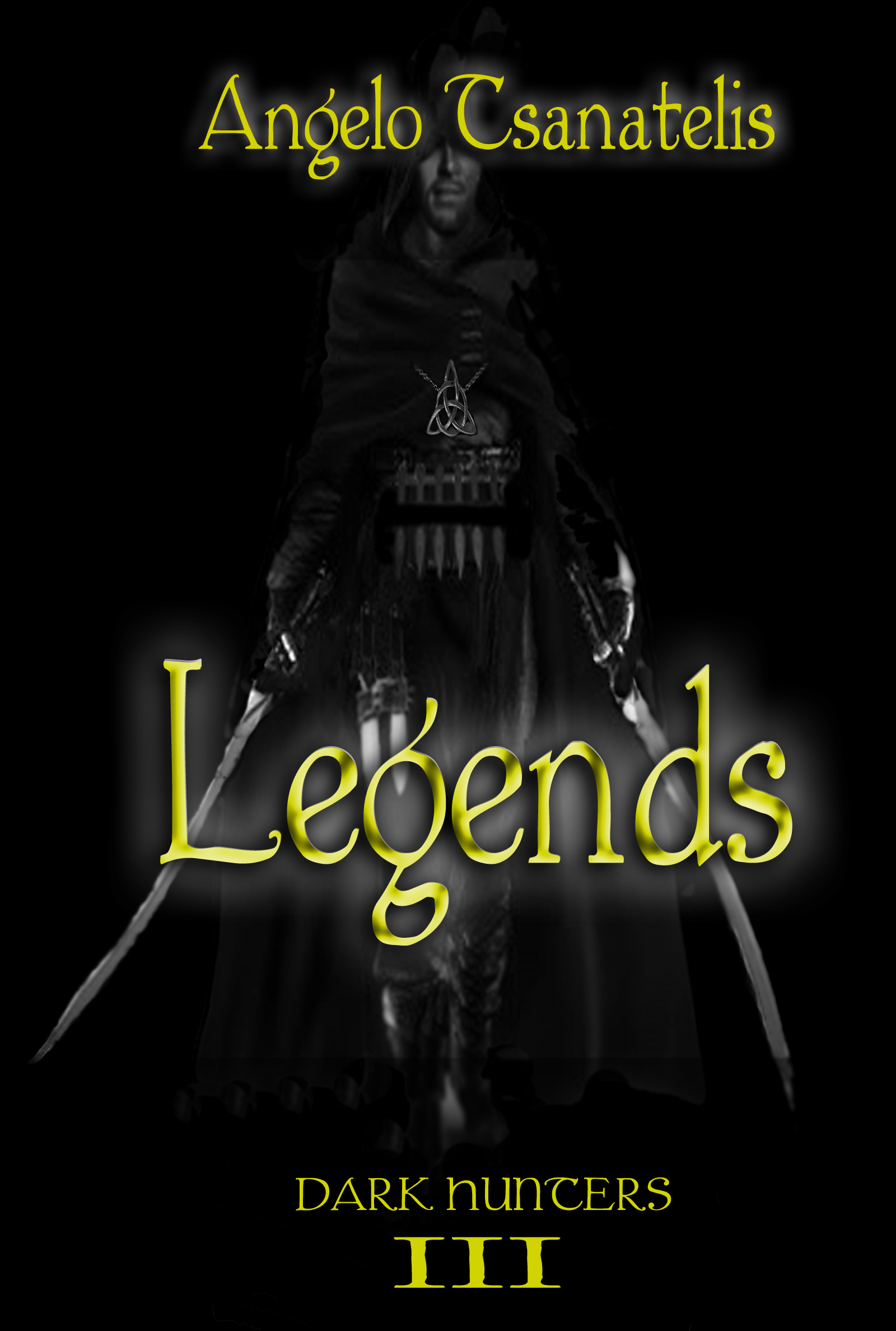 Legends (Dark Hunters 3)