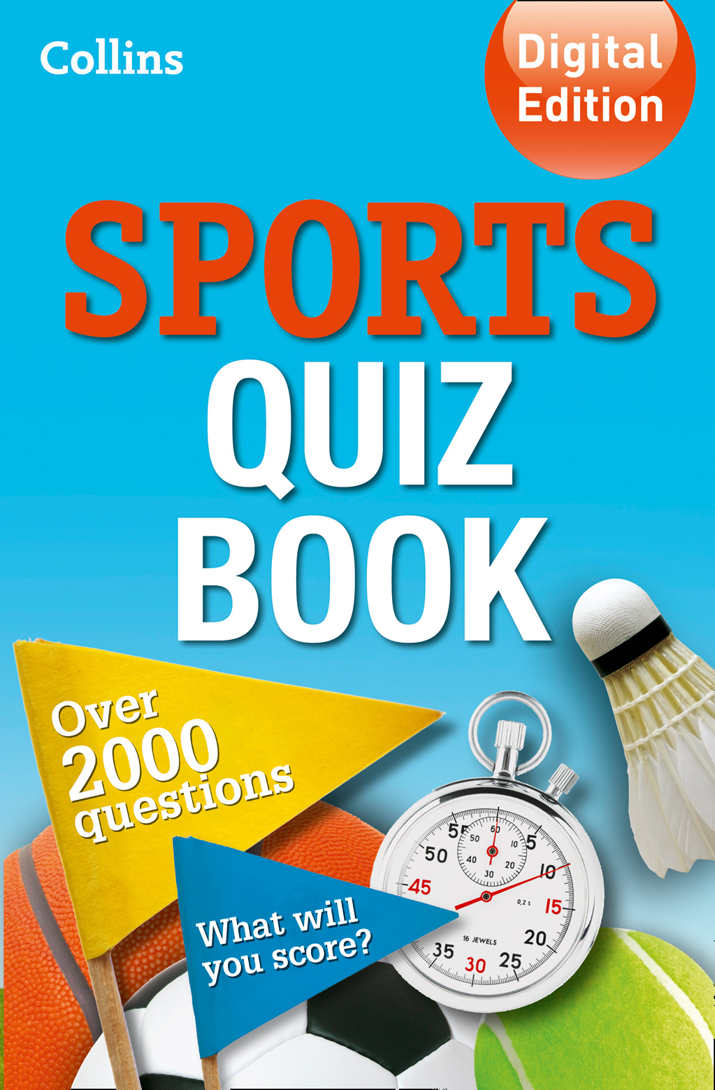 Collins Sports Quiz Book