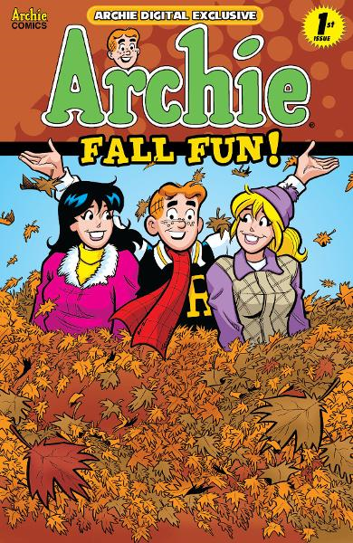 Archie Fall Fun! By: Various
