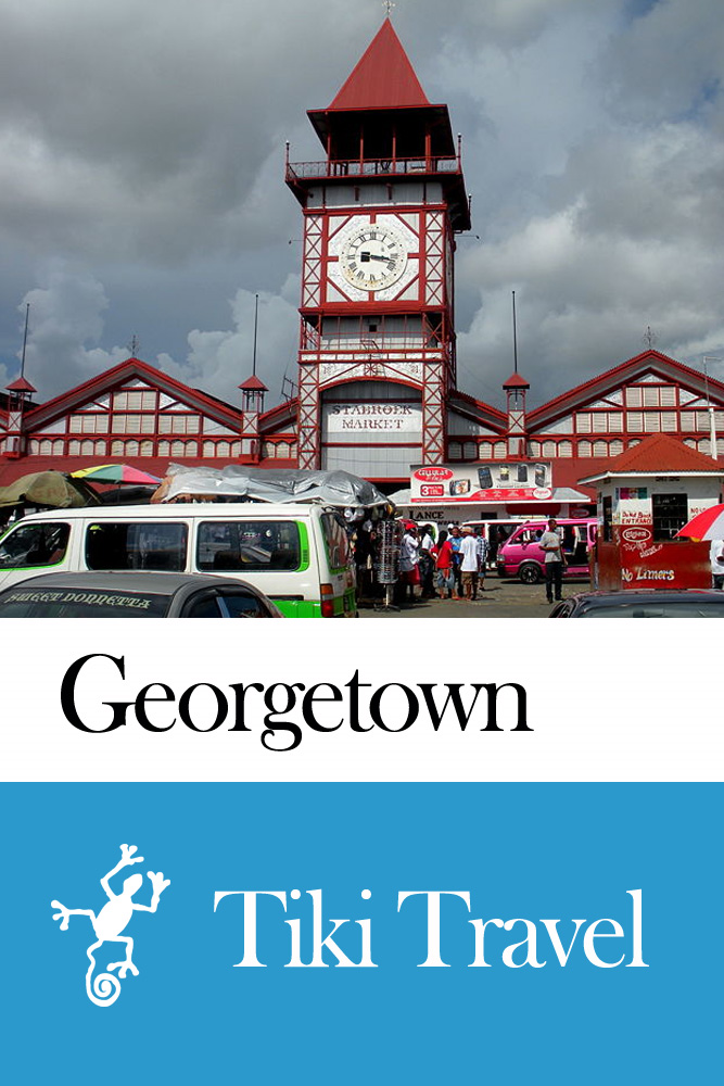 Georgetown (Guyana) Travel Guide - Tiki Travel By: Tiki Travel