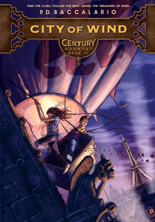 Century #3: City of Wind By: Pierdomenico Baccalario