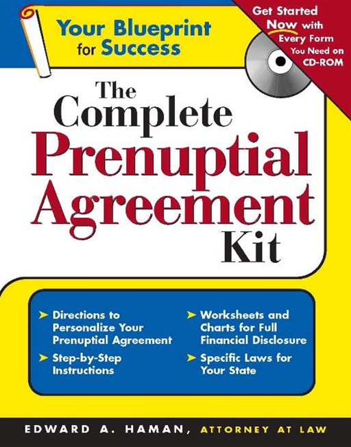 Complete Prenuptial Agreement Kit