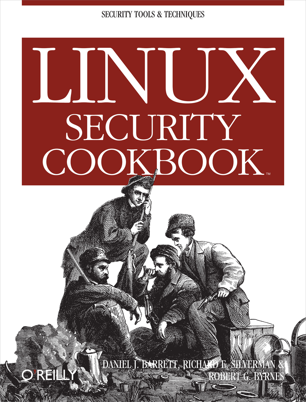 Linux Security Cookbook