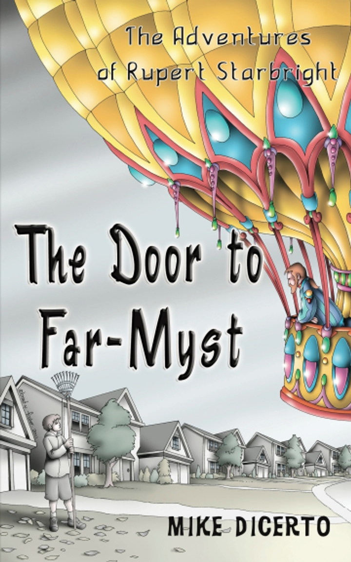 The Door to Far-Myst By: Mike DiCerto