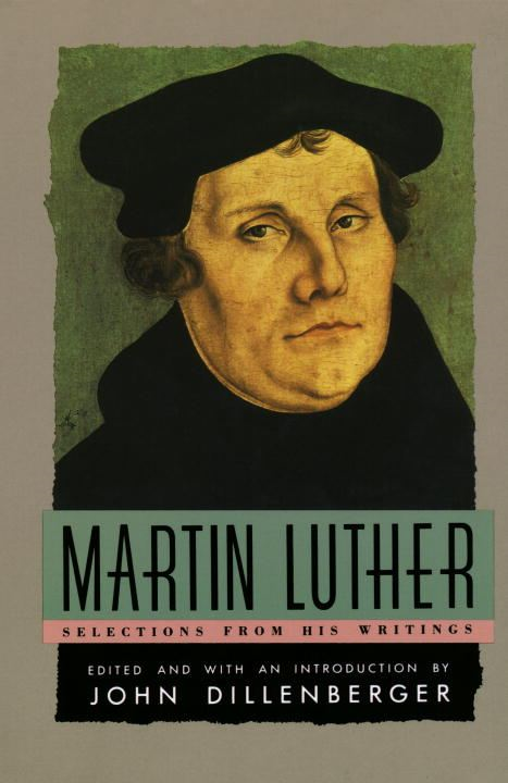 Martin Luther By: Martin Luther