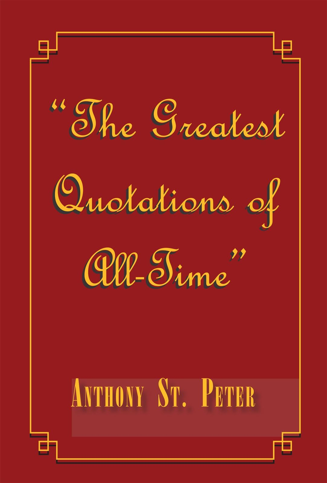 """The Greatest Quotations of All-Time"""