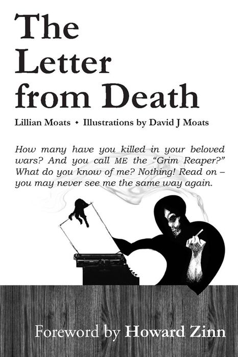 The Letter from Death By: Lillian Moats