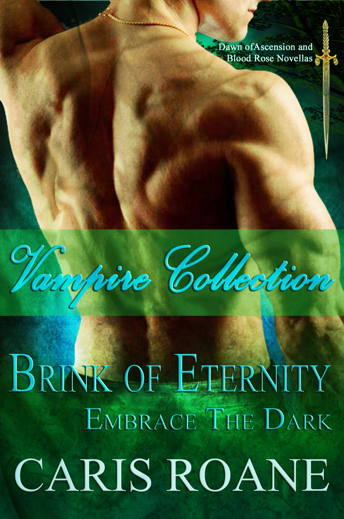 Vampire Collection: Brink of Eternity and Embrace the Dark