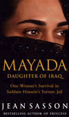 Mayada: Daughter Of Iraq  by Jean Sasson, Jean Sasson and Jean Sasson book cover | Buy Mayada: Daughter Of Iraq from the Angus and Robertson bookstore