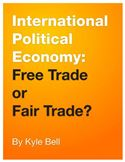 download International Political Economy: Free Trade or Fair Trade? book