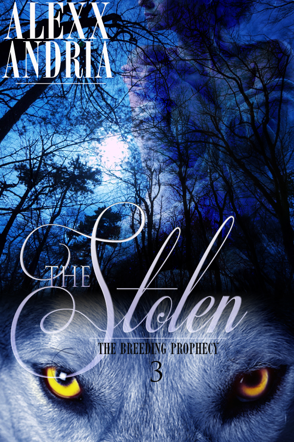 Alexx Andria - The Stolen (Wolf Shifter Romance)